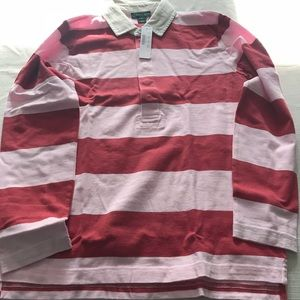 J. Crew Tops - NWT J.Crew Women's 1984 Rugby Shirt in Stripe
